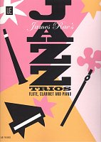 JAZZ TRIOS by James Rae / flute, clarinet and piano