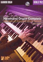 Hammond Organ Complete - Tunes, Tones & Techniques + CD
