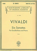 Vivaldi: Six Sonatas for  Double Bass and Piano