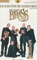 Play Along with the Canadian Brass  (easy)  + CD   conductor