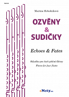 Echoes & Fates / two pieces for four flutes
