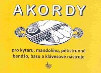 AKORDY for a guitar, mandoline, banjo, contrabass and keyboard