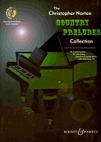 COUNTRY PRELUDES COLLECTION + CD  piano solos
