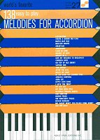 138 WORLD'S FAVORITE MELODIES FOR ACCORDION