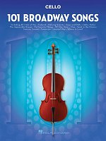 101 Broadway Songs for Violoncello