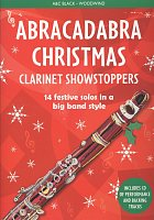 Abracadabra Christmas Showstoppers + CD / clarinet