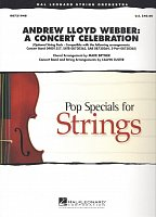 Andrew Lloyd Webber: A Concert Celebration - string orchestra / score + parts