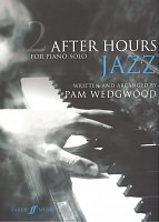 AFTER HOURS for PIANO SOLO - JAZZ 2