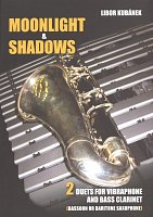 MOONLIGHT & SHADOWS - 2 duets for vibraphone + bass clarinet / bassoon or baritone saxophone