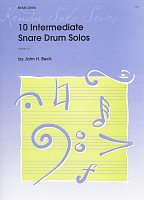 10 Intermediate Snare Drum Solos