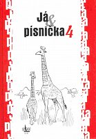 Já & písnička 4 - songs from the whole world (red) - vocal/chord