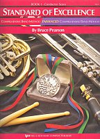 STANDARD OF EXCELLENCE 1 - Comprehensive Band Method -  Conductor Score