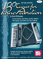 100 Tunes for Piano Accordion / akordeon