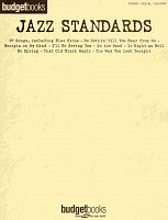BUDGETBOOKS - JAZZ STANDARDS klavír/zpěv/kytara