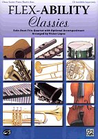 FLEX-ABILITY CLASSICS    oboe/guitar/piano/el.bass