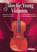 SOLOS FOR YOUNG VIOLINISTS 3 - violin & piano