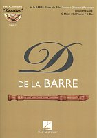 CLASSICAL PLAY ALONG 12 - de la Barre: Recorder Suite No.9