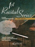 1st RECITAL SERIES  violin - piano accompaniment