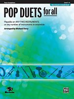 POP DUETS FOR ALL (Revised and Updated) tenor sax