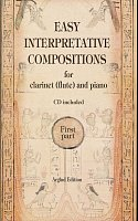 EASY INTERPRETATIVE COMPOSITIONS + CD  clarinet
