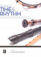 The Best of TIME + RHYTHM - Intermediate-level pieces for three recordes (SSA) and percussion