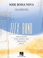 FLEX-BAND - Soul Bossa Nova / score + parts