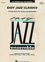 EASY JAZZ CLASSICS (grade 2) + CD / partitura