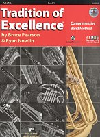 Tradition of Excellence 1 + DVD / tuba T.C.