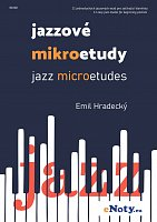 Jazz Microetudes for Easy Piano + Audio Online