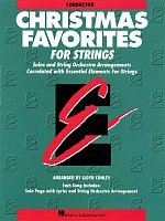 CHRISTMAS FAVORITES FOR STRINGS + CD / conductor