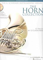 THE HORN COLLECTION (intermediate) + Audio Online  f horn & piano