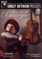 The Art of Baroque + CD / příčná flétna + basso continuo