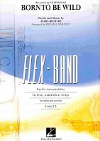 FLEX-BAND - BORN TO BE WILD (grade 2-3) / score & parts