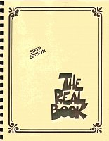 THE REAL BOOK - C edition - melody/chords