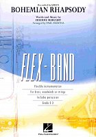 FLEX-BAND - BOHEMIAN RHAPSODY (grade 2-3) / partitura + party