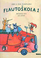 FLAUTOŠKOLA 1 - methodic book for teachers