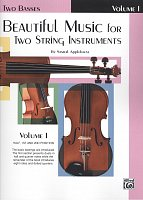 Beautiful Music for Two String Instruments 1 / skladby pro dva kontrabasy