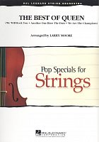 The Best of Queen - Pop Specials for Strings / score + parts