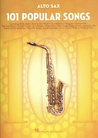 101 Popular Songs for Alto Saxophone / altový saxofon