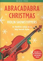 Abracadabra Christmas Showstoppers + CD / housle