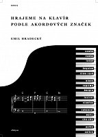 Play the piano using chord signs by Emil Hradecky