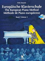 The European Piano Method v.3  +  CD