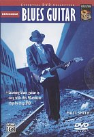 BLUES GUITAR: Beginning Blues Guitar - DVD