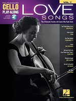 Cello Play-Along 7 - LOVE SONGS + Audio Online