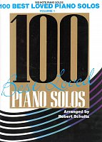 100 Best Loved Piano Solos 1 - big note piano solos