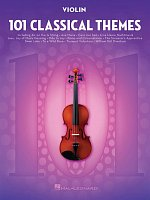 101 Classical Themes / violin