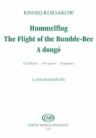 THE FLIGHT OF THE BUMBLE-BEE / piano solo