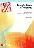 MUSIC BOX - Boogie, Blues & Ragtime - Variable Wind Quintet