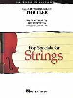 Thriller  - Pop Specials for Strings - score & parts