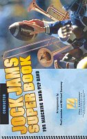 JOCK JAMS SUPER BOOK Collection for Marching Band / partitura